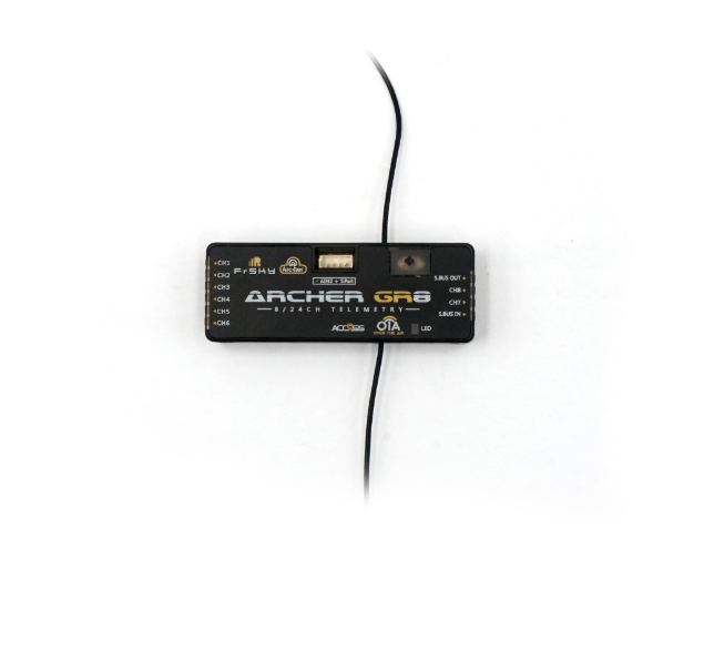 FRSKY GR8 ARCHER 2.4GHZ  ACCESS RECEIVER