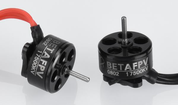 BetaFPV 0802 17500KV Brushless Motor 65x (4 Pcs)
