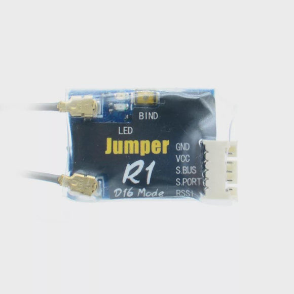 JUMPER R1 PLUS D16 FRSKY COMPATIBLE RECEIVER