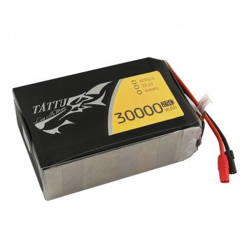 TATTU 30000MAH 6S 25C LIPO BATTERY PACK