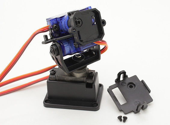 Fatshark 3-Axis Pan Tilt and Roll Camera Mount System (Supported By Trinity Head Tracker) - Next FPV - 1