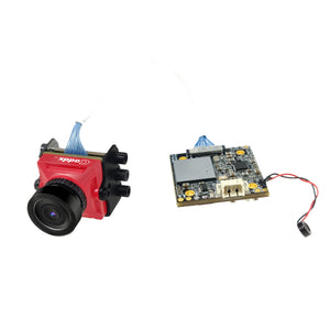 Caddx Turtle V2 1080p 60fps Mini HD FPV Camera w/ DVR