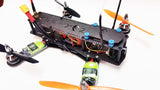 N250 Pro Pure Carbon Fibre Mini Quad - Next FPV - 3