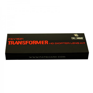 FatShark Transformer HD Diopter Lens Kit