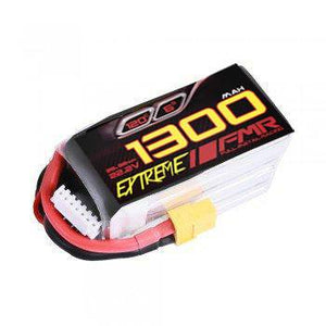 FMR 1300MAH 6S 120C EXTREME LIPO BATTERY PACK
