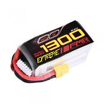 FMR 1300MAH EXTREME 6S 120C LIPO BATTERY PACK