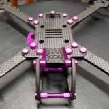 "UMMAGAWD ""THE REMIX"" FPV FREESTYLE FRAME (PURPLE)"