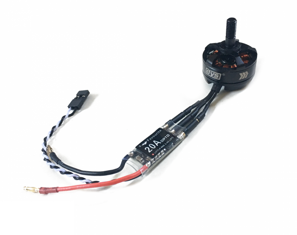 Motor & ESC Combo  deal - DYS MR2205 2300kv & Little Bee 20a ESC LB20