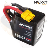 FMR 1350mAh 4S 95c TETRAGON Lipo battery pack