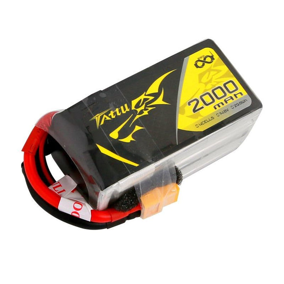 TATTU 2000MAH 4S LIPO BATTERY PACK