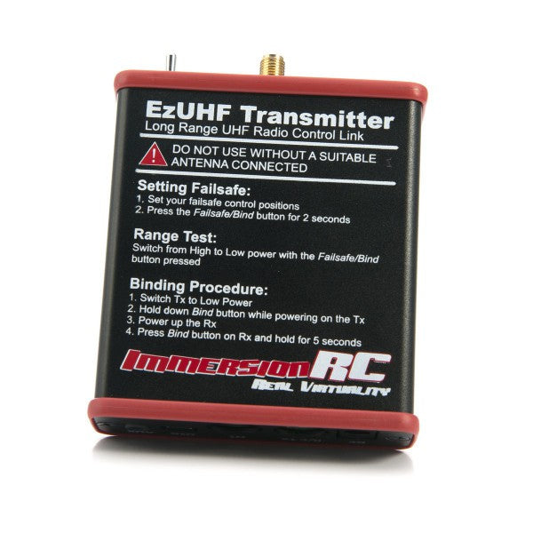 IMMERSIONRC EZUHF 2W TRANSMITTER