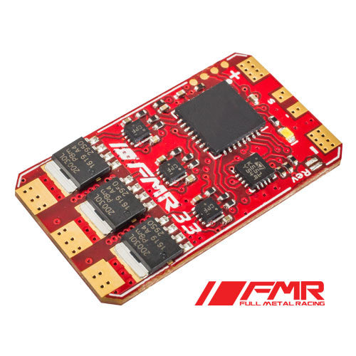 Full Metal Racing ESC 2-6s 33A FMR33A - NextFPV - 1