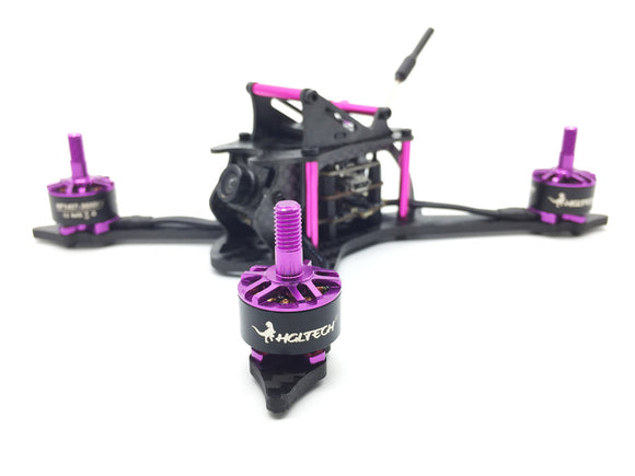 HGLRC XJB-145mm PNP 145mm Brushless Mini FPV racer