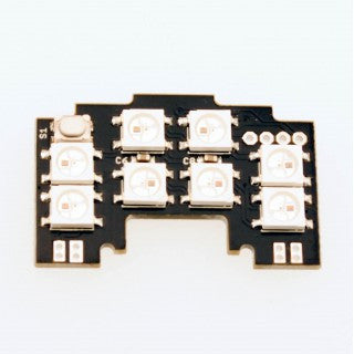 ImmersionRC Vortex 250/285 Rear RGB Led, Replacement PCB. - Next FPV