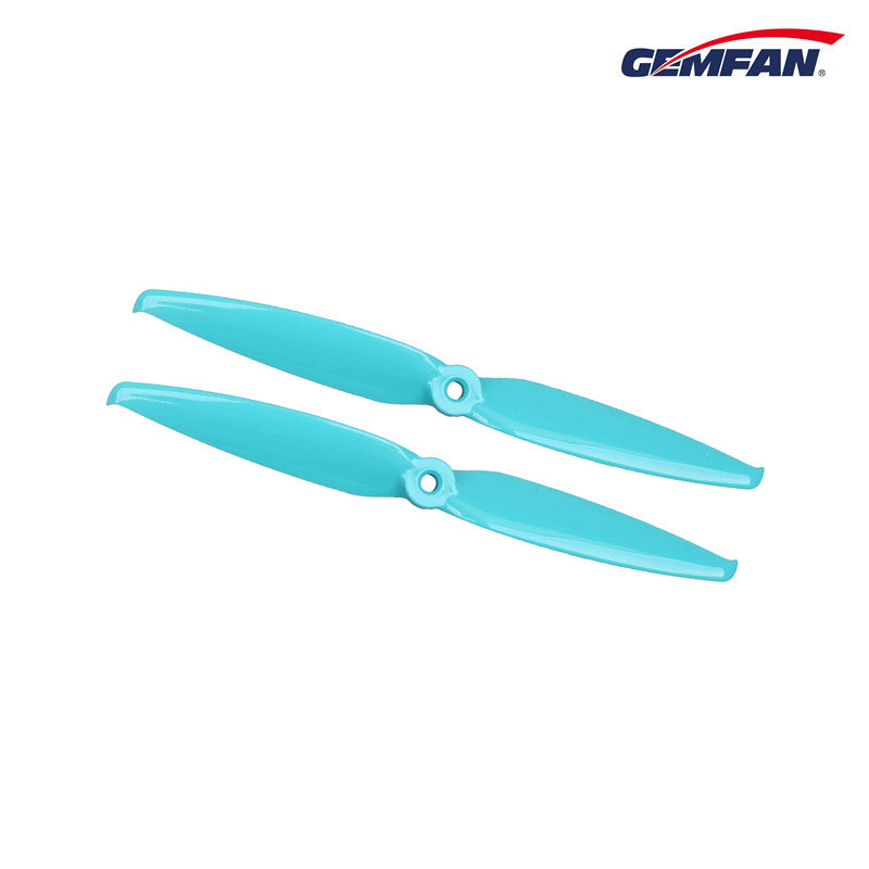 "GEMFAN FLASH DURABLE 7042 7"" 2 BLADE PROPS (16 PIECES)"