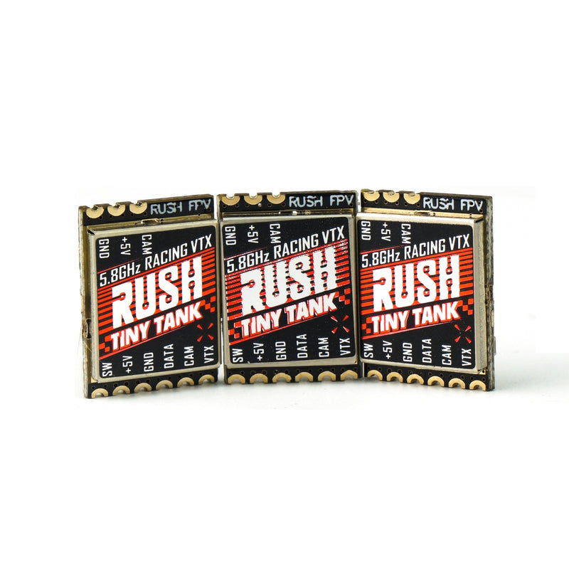 RUSH TANK TINY VTX 5.8G Smart Audio 0-25-100-200-350mW