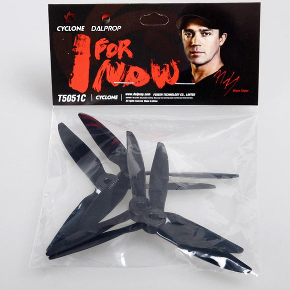 DALPROP Cyclone T5051C High-speed Propeller - Shaun Taylor Limited Edition (20pcs)
