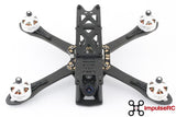 "Mr Steele 5"" Alien Frame Kit + KISS PDB with OSD"