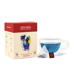 Butterfly Blue Pea Herbal Tea