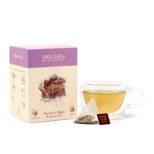Nourish & Digest Wellness Tea