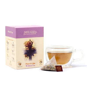 Peace & Calm Wellness Tea
