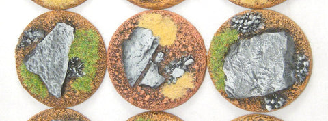 Area Terrain Insert - Exposed Stone