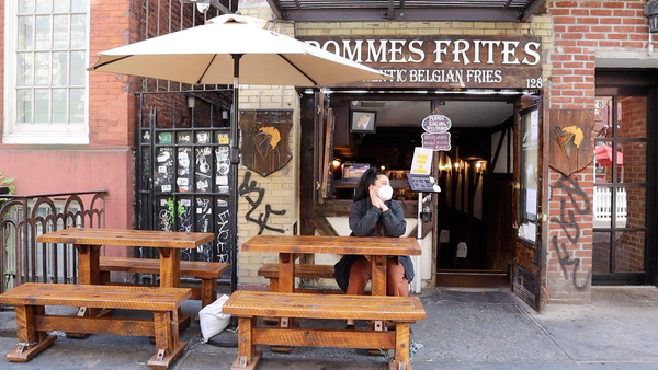 Pomme Frites NYC