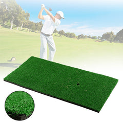 Indoor Golf Practice Mat | Residential Training Artificial Grass Golf Exercise Mat