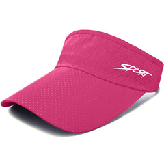 Summer Outdoor Golf Cap | Adjustable Sports Visor Hats
