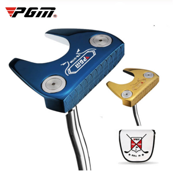 PGM Golf Clubs CNC integration Stainless Steel Shaft | Golfing Training Equipment Golf Putter Club Driving Irons