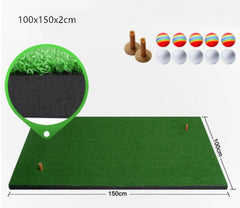 Loftyfree Backyard Golf Mat | Indoor Residential Practice Training Golf Driving Mat Golf Hitting Mats