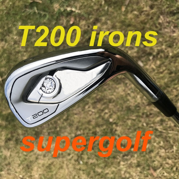 Akia New Golf Irons | High Quality T200 Irons Forged Set Steel Shaft