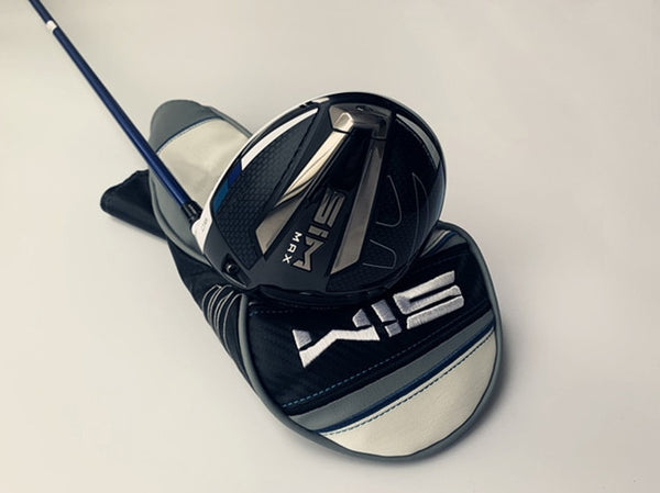 Birdie Ma Ke Golf Clubs Sim Max Driver Graphite Shaft with Head Cover