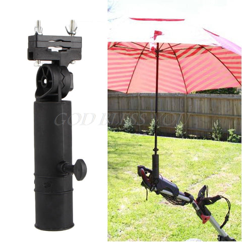 QILEJVS Durable Golf Club Umbrella Holder Stand