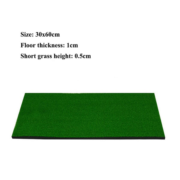 cycle zone Portable Golf Hitting Mat | Golf Mat Rubber Grassroots Golf Chipping Driving Cutting Mat