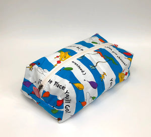 Cosmetic Bag: Dr.Seuss the Places You'll Go!