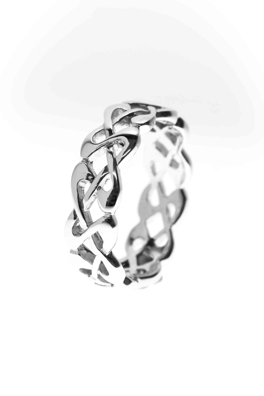Celtic Jewellery | manx knot ring | From Manx carved cross