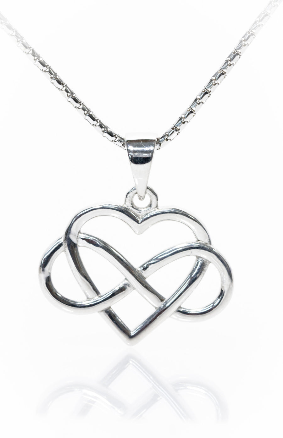 Heart Pendant from the Infinity Range