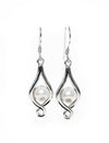 Pearl Drop Earrings from Infinity Range