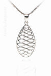 Faberge Pendant from the Infinity Range