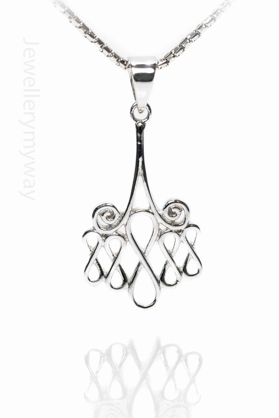 Art Deco Pendant from the Infinity Range