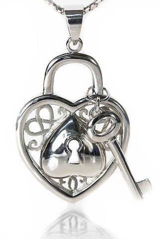 Jewellery My Way Locket Pendant Key