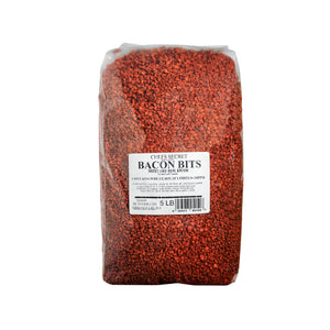 5 lb of bacon bits