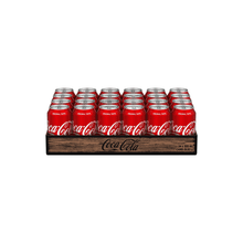 Load image into Gallery viewer, Coca-Cola, 24 pack, 355 mL cans