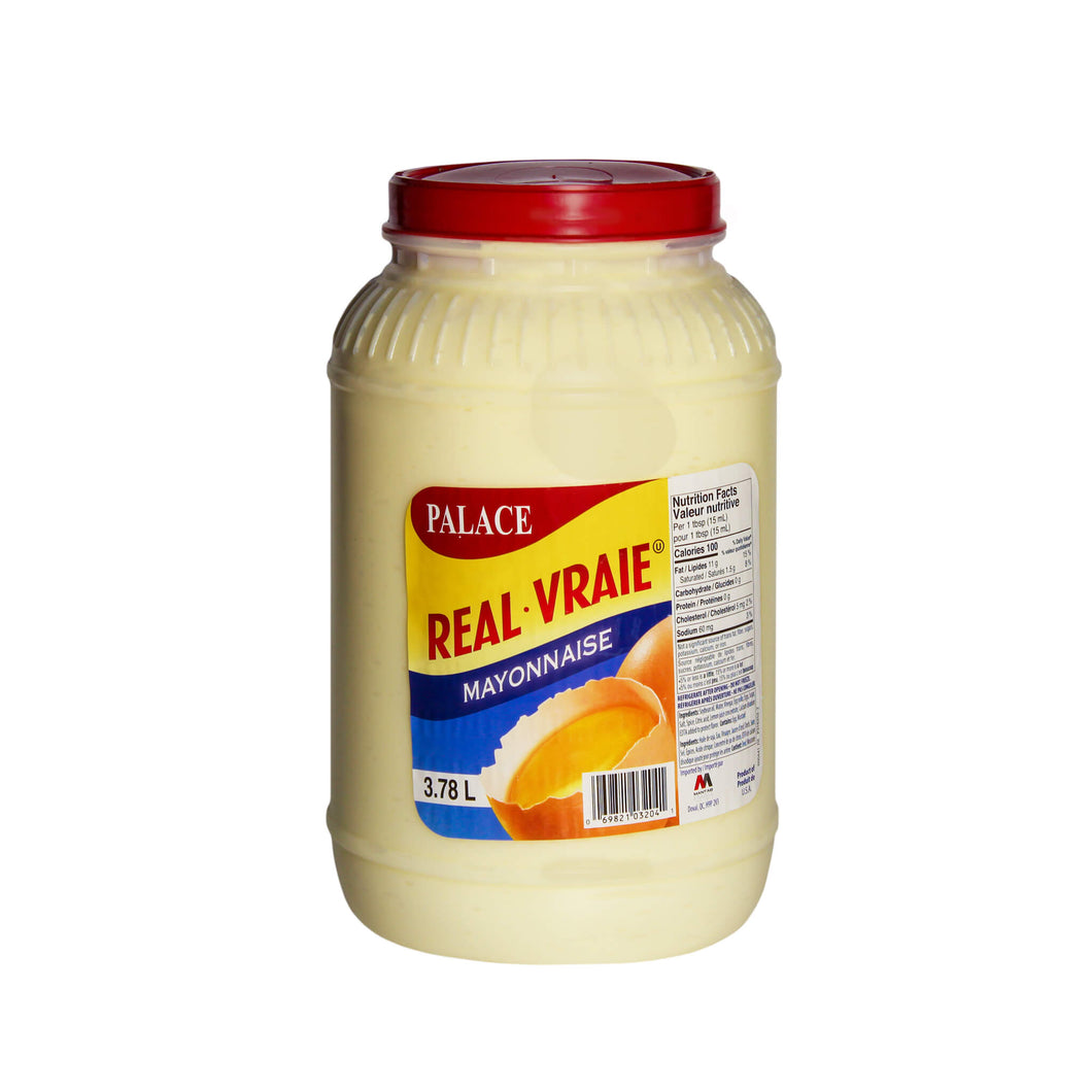 3.78 L of Palace real mayonnaise