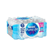Load image into Gallery viewer, Nestle Pure Life natural spring water 35 pack