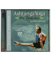 【CD】The Practice Ashtanga Yoga second series (David Swenson)