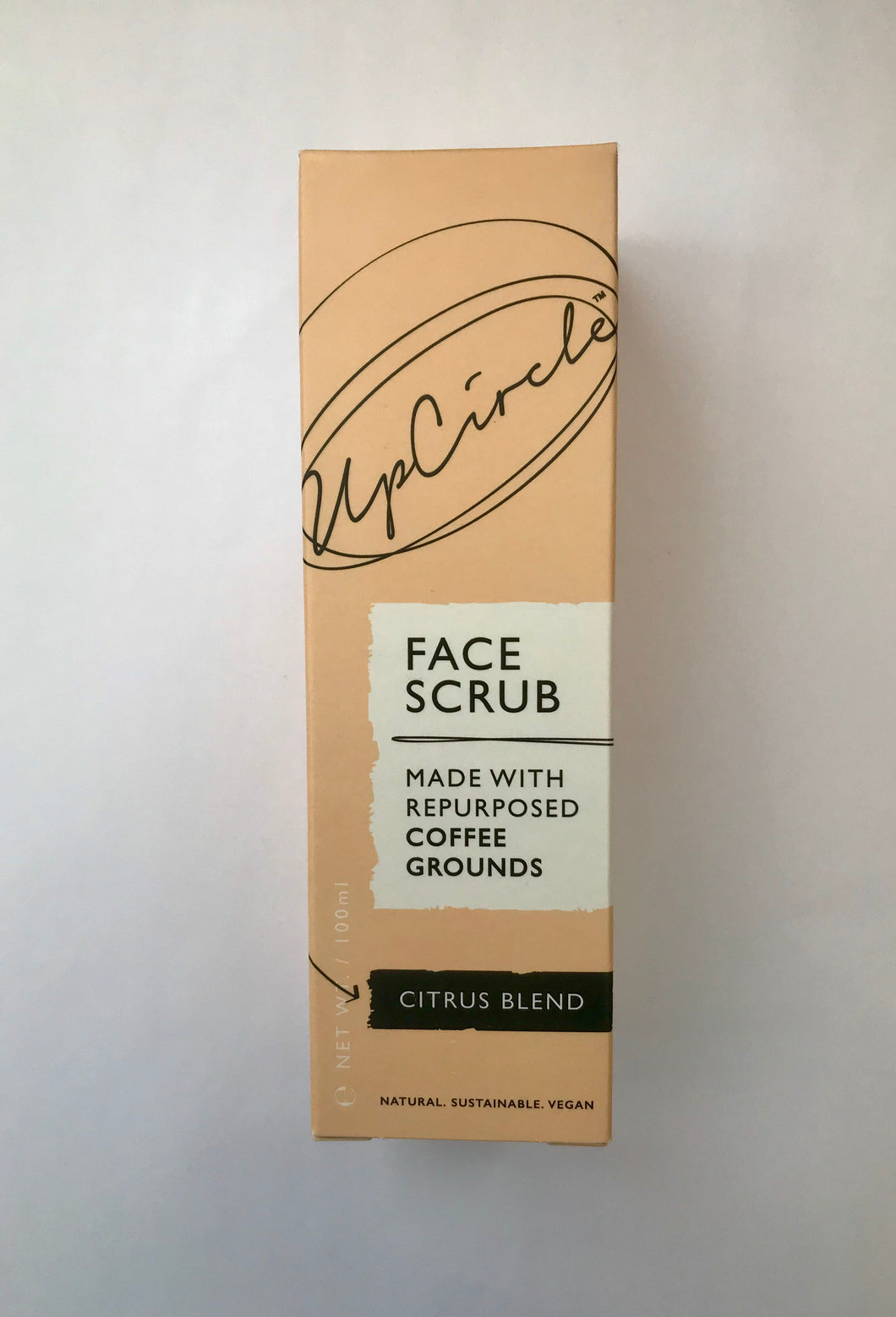 Coffee Face Scrub Citrus Blend 100ml