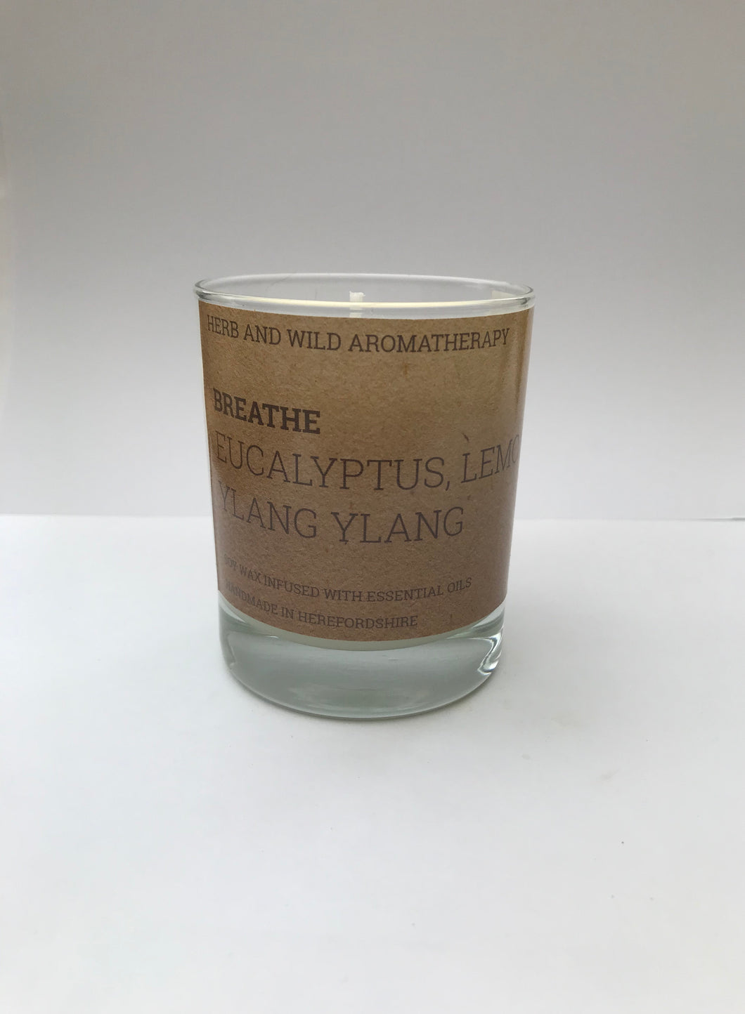 Breath Aromatherapy Candle