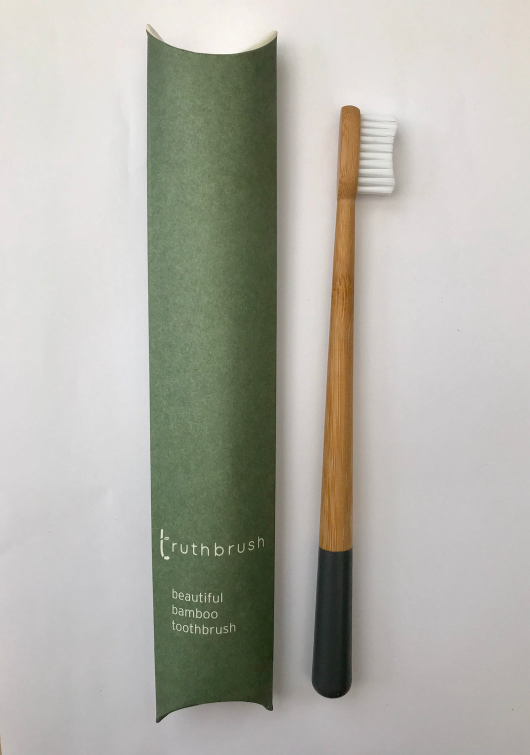 The Truthbrush in Storm Grey